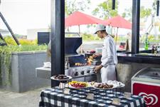 Chadis BBQ Swiss-Belinn Legian, Bali