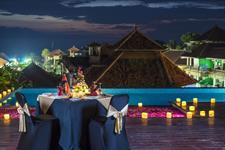 Starlight Dinner Swiss-Belinn Legian, Bali