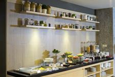 BaReLo Buffet Salad Bar Swiss-Belinn Legian, Bali