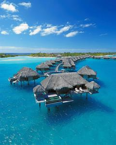 5a - Four Seasons BB - Otemanu Overwater Bungalow