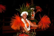 Le Taha'a Island Resort & Spa - Tahitian Dance
