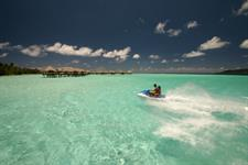 Le Taha'a Island Resort & Spa - Activities - Jet Ski