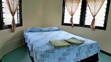 The Savaiian Hotel - Samoan Styled Bungalow - Bed The Savaiian Hotel