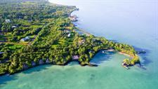 Le Vasa Resort - Samoa - Aerial Le Vasa Resort
