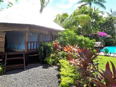 Samoa Outrigger - Fale 2 Samoan Outrigger Hotel