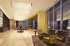 Lobby Hotel Ciputra World Surabaya managed by Swiss-Belhotel International
