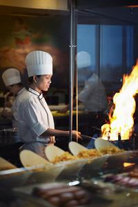 The Gallery Restaurant - Live Cooking