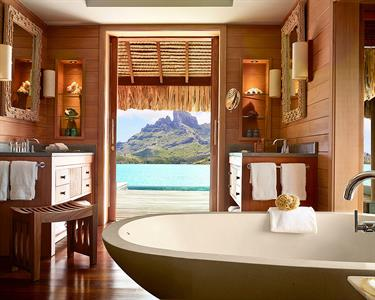 1a - Four Seasons Resort Bora Bora - Superior Beac