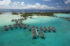 a - Le Meridien Bora Bora - Aerial Ocean View Le Meridien Bora Bora