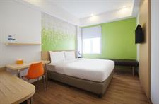 Zest Double Room Zest Hotel Yogyakarta