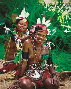Village Huts Papua New Guinea-156-DK