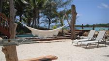 Kaireva Beach House - Outdoor relaxing Kaireva Beach House