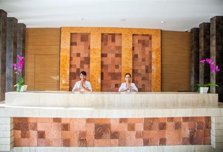 Reception Swiss-Belhotel Tuban