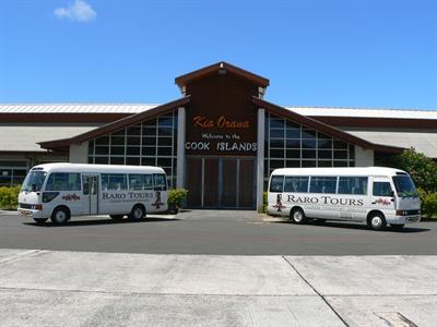 Raro Tours - Bus Fleet Raro Tours