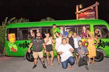 Raro Tours - Going Troppo Night Life Raro Tours