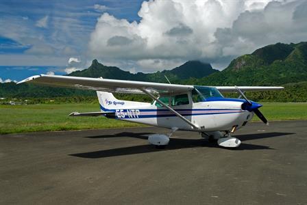 Air Rarotonga - Cessna for Scenic Flights Air Rarotonga