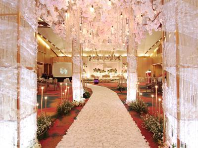 Wedding at Dian Ballroom Hotel Ciputra Jakarta managed by Swiss-Belhotel International