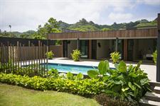 Exterior View of Villa Pacific Palms Luxury Villa
