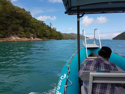 Nara Inlet on Hook Island