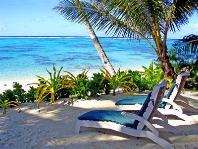 Rarotonga Beach Bungalows - Ultimate BFT View Rarotonga Beach Bungalows
