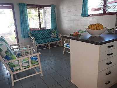 The Reef Motel Aitutaki - Studio Interior The Reef Motel Aitutaki