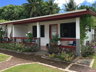 The Reef Motel Aitutaki - Garden Studio Exterior The Reef Motel Aitutaki