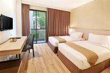 Deluxe Room Swiss-Belhotel Sorong