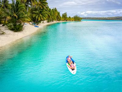 ALPIR - Relax and Unwind Aitutaki Lagoon Private Island Resort