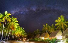 ALPIR - Beachfront Bungalows exterior Aitutaki Lagoon Private Island Resort