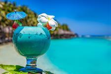 ALPIR - Cocktails at Flying Boat Beach Bar & Grill Aitutaki Lagoon Private Island Resort