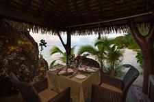 PRA - Prem Romantic Dinner Setup Pacific Resort Aitutaki