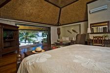 PRA - Ultimate BFT Suite Interior Pacific Resort Aitutaki