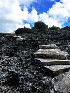 Mangaia Villas - Saragossa steps Mangaia Villas