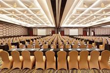 Grand Mahakam Ballroom - VIP Table for Wedding Swiss-Belhotel Balikpapan