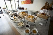 Open kitchen Swiss-Belinn Airport Jakarta