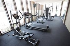 Gym Swiss-Belinn Airport Jakarta