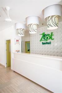 Lobby Zest Hotel Legian