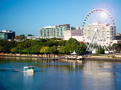 South Bank Swiss-Belhotel Brisbane, South Brisbane