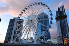 The Wheel of Brisbane Swiss-Belhotel Brisbane, South Brisbane
