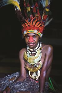 Village Huts Papua New Guinea-163-DK