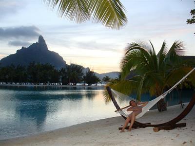 2b - Le Meridien Bora Bora - Beach Bungalow Le Meridien Bora Bora