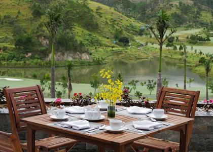 Restaurant Swiss-Belresort Tuyen Lam