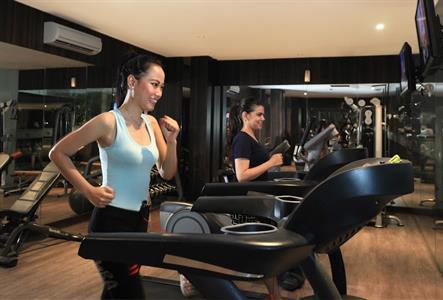 Fitness Centre Swiss-Belinn Karawang