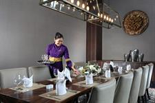 Swiss Cafe Restaurant Private Dining Room