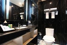 Deluxe Bathroom Swiss-Belhotel Airport