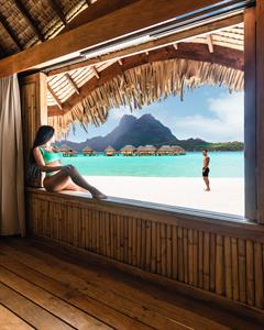 Otemanu View Beach Suite with Jacuzzi - Bora Bora Pearl Beach Resort & Spa