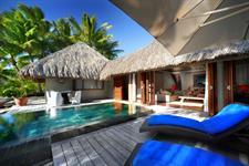 7a - Le Meridien Bora Bora - One Bedroom Pool Beac Le Meridien Bora Bora