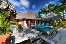 8a - Le Meridien Bora Bora - Two Bedroom Pool Beac Le Meridien Bora Bora