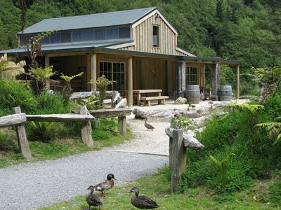 Cafe & functions Barn venue