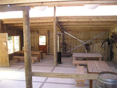 Cafe & functions Barn event venue